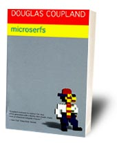 Douglas Coupland\nMicroserfs\n\n\n\n\n\n\nPixelised person